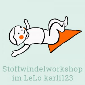Windel-Workshop im LeLo karli 123 in Leipzig