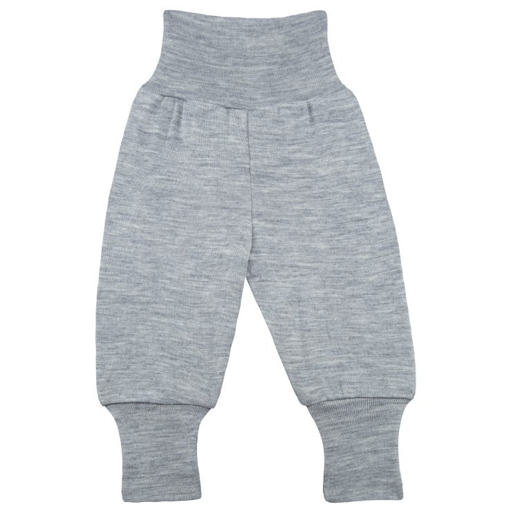 Living Crafts Baby//Kinder Hose lang Bio-Wolle//Seide